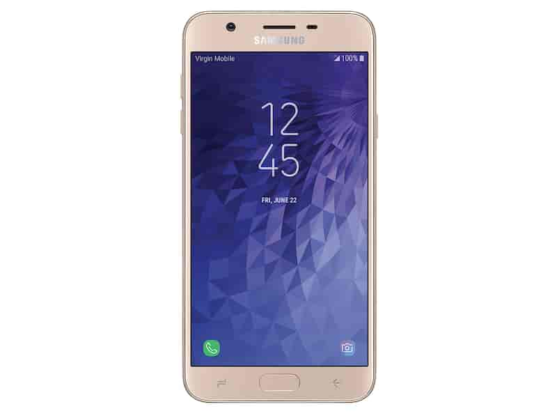 Galaxy J7 Refine 2018 (Virgin Mobile)