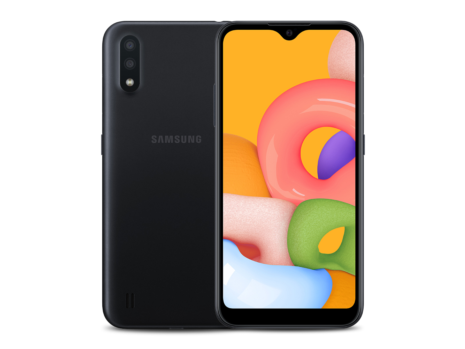 Galaxy A01 Metro Pcs Phones Sm A015azkbtmk Samsung Us