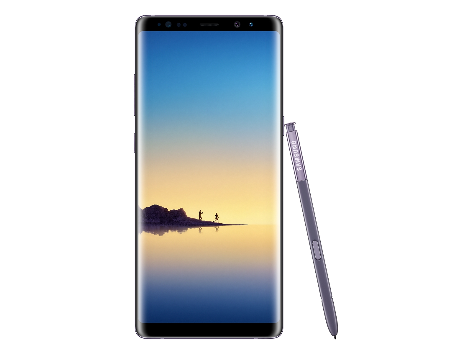 Turn GPS on your Samsung Galaxy Note8 Android 7.1 on or off