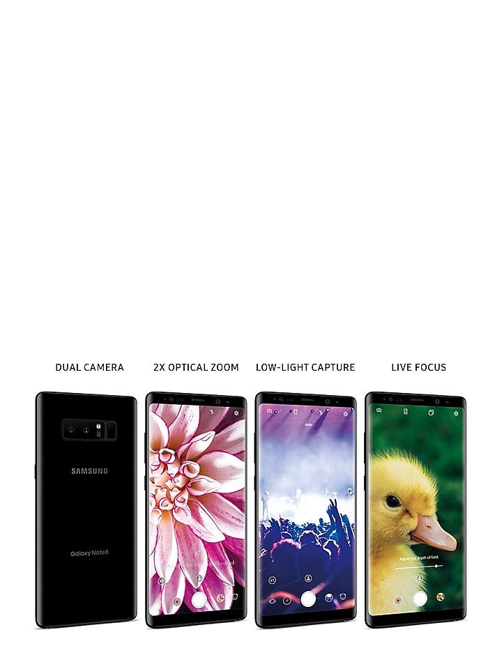 Galaxy Note8 64GB (Xfinity Mobile)