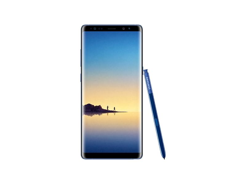 Samsung Galaxy Note8 (Unlocked) Deepsea Blue- SM-N950UZBAXAA | Samsung US