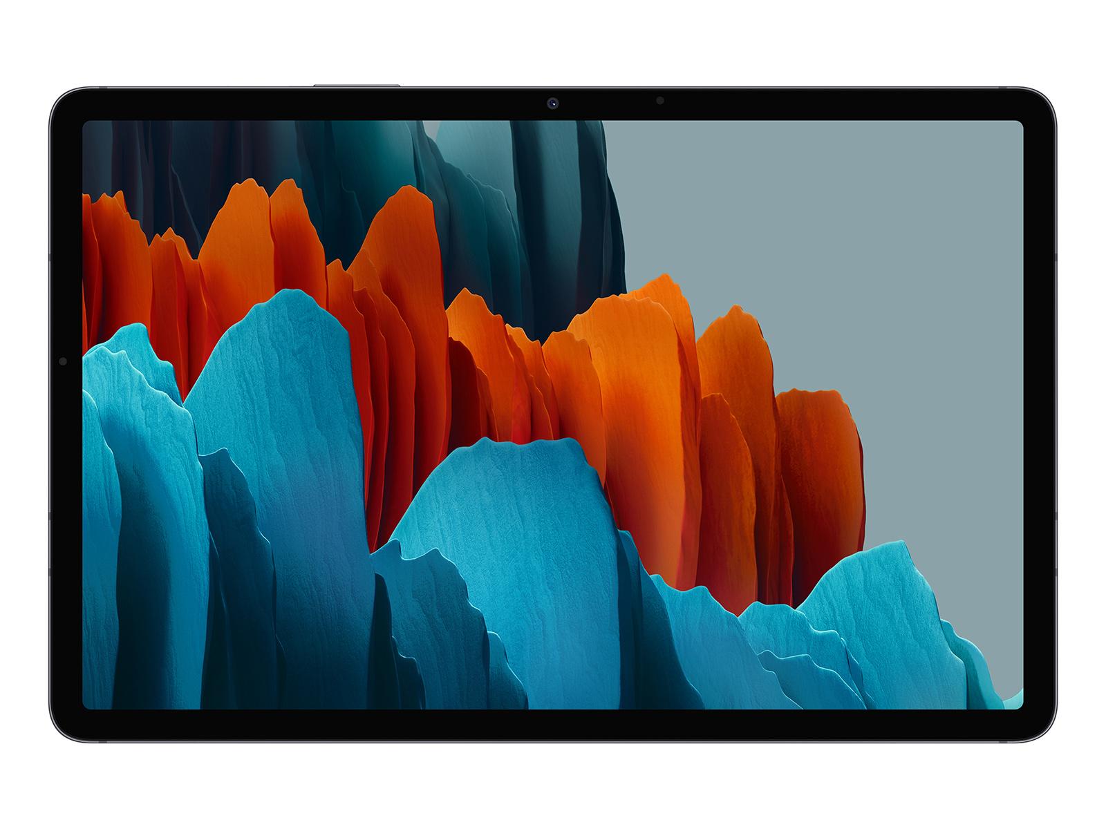 Galaxy Tab S7 128gb Mystic Black Us Cellular Tablets Sm T878uzkausc Samsung Us