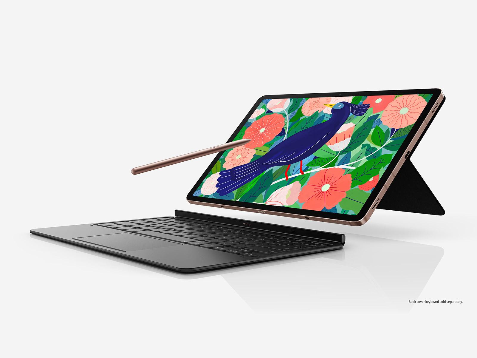 Galaxy Tab S7 512gb Mystic Bronze Tablets Sm T970nznfxar Samsung Us