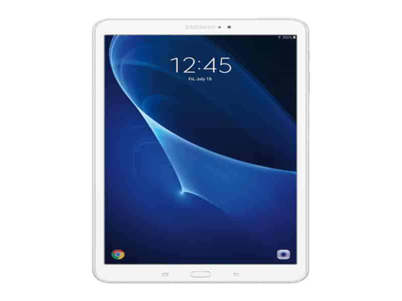 "Galaxy Tab A 10.1"", 16GB, White (Wi-Fi)"