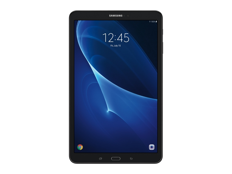 "Galaxy Tab A 10 1"", 16GB, Black (Wi-Fi)"