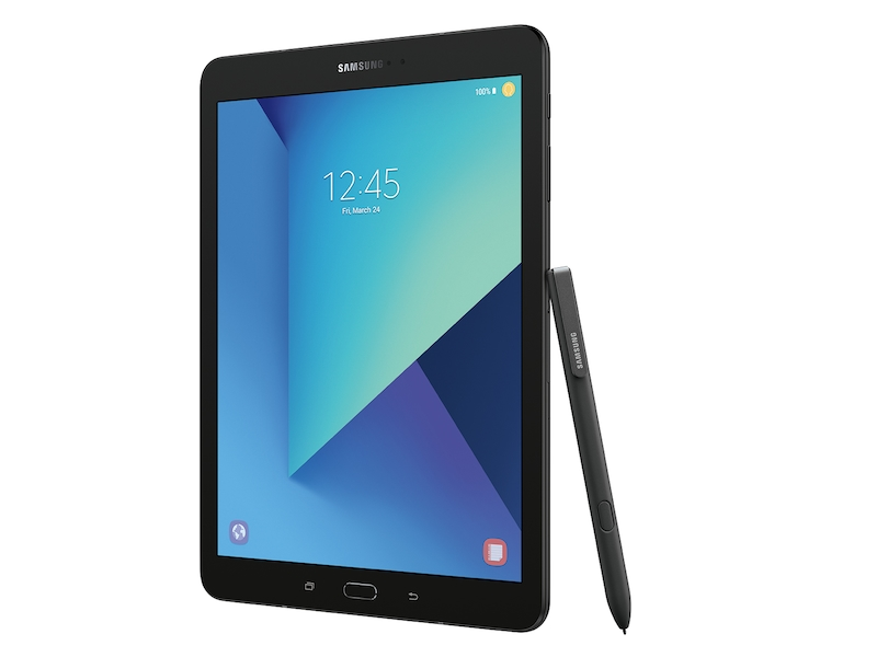 """Galaxy Tab S3 9 7"""" (S Pen included), Black"""