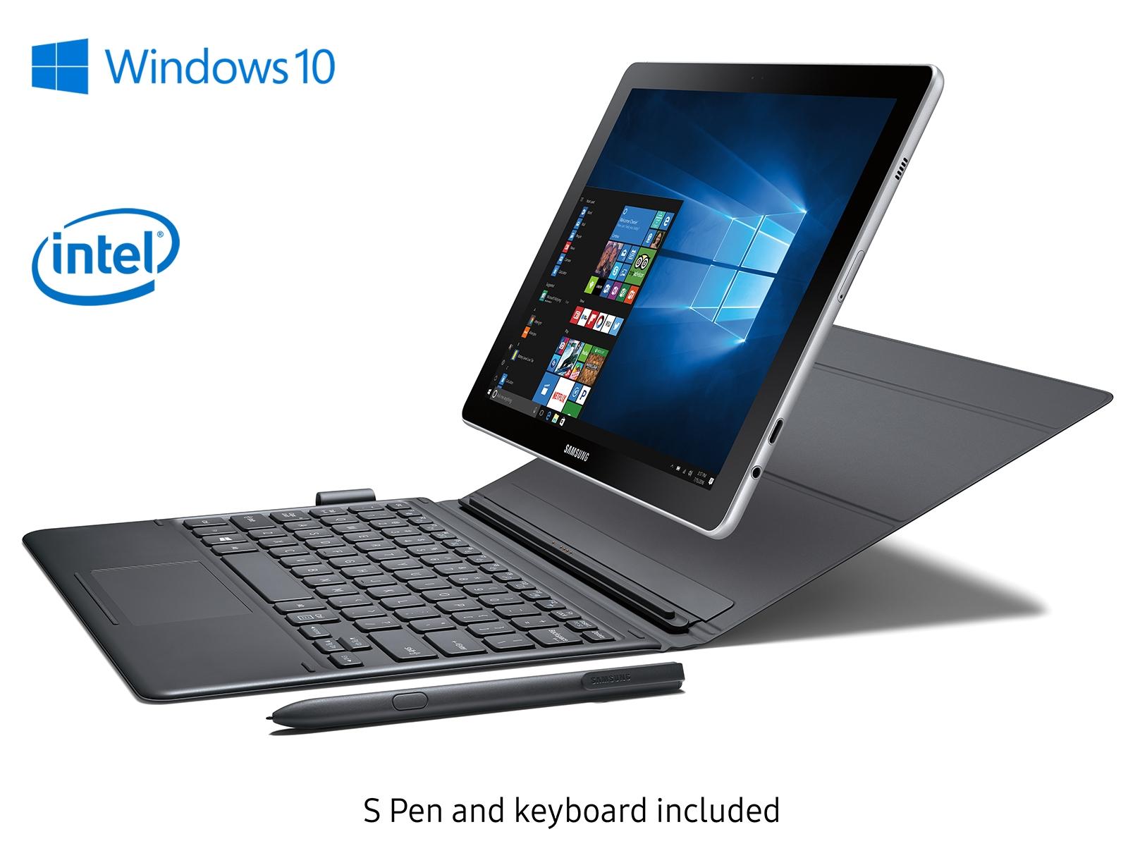 Galaxy Book 106 2 In 1 Pc Silver 128gb Tablets Sm Led E Bahasa W620nzkaxar Samsung Us