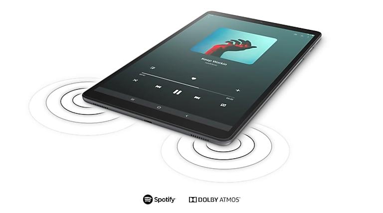 Galaxy Tab A 10.1 2019 32GB Black Wi Fi Tablets - SM-T510NZKAXAR | Samsung  US