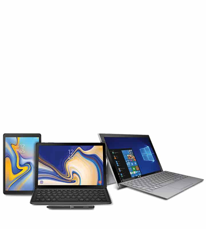 Tablets for any interest