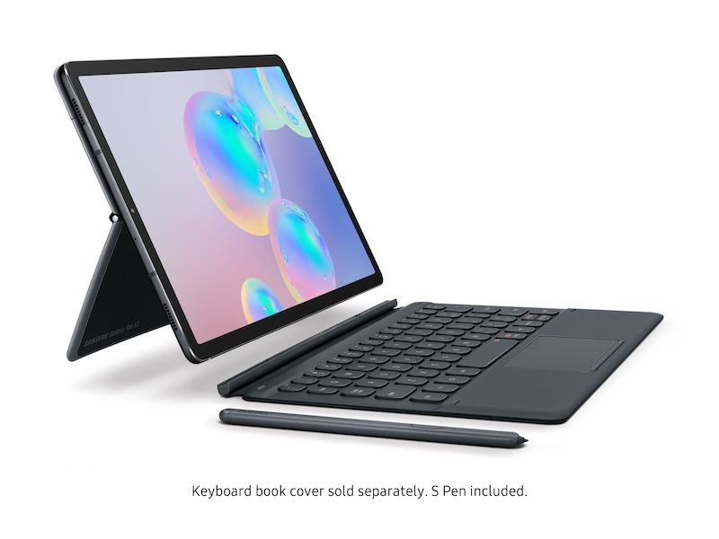 Galaxy Tab S6 10 5 256gb Cloud Blue Wi Fi S Pen Included Tablets Sm T860nzblxar Samsung Us
