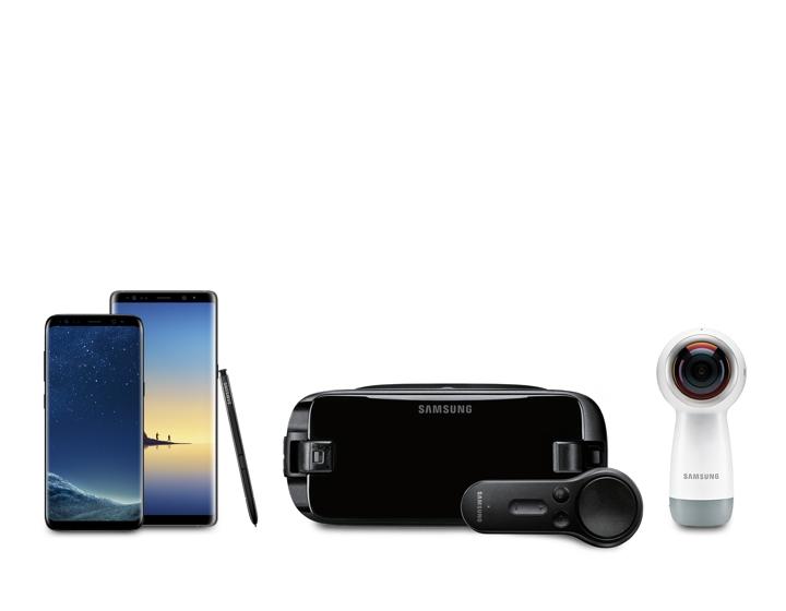 21defaeedac0 Samsung Mobile Virtual Reality  Gear VR Headset   Gear 360