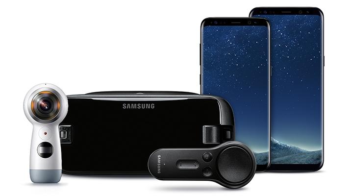 5472bc280cc Samsung Gear VR - Virtual Reality