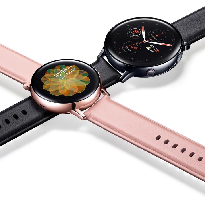 Introducing Galaxy Watch Active2