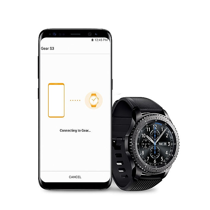 brand new a0ce6 bbe01 Gear S3 frontier
