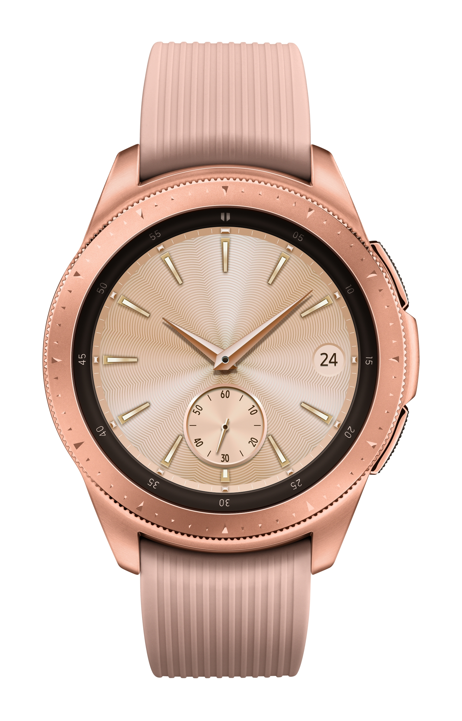 Rose Gold Samsung Galaxy Watch 42mm Bluetooth Samsung Us