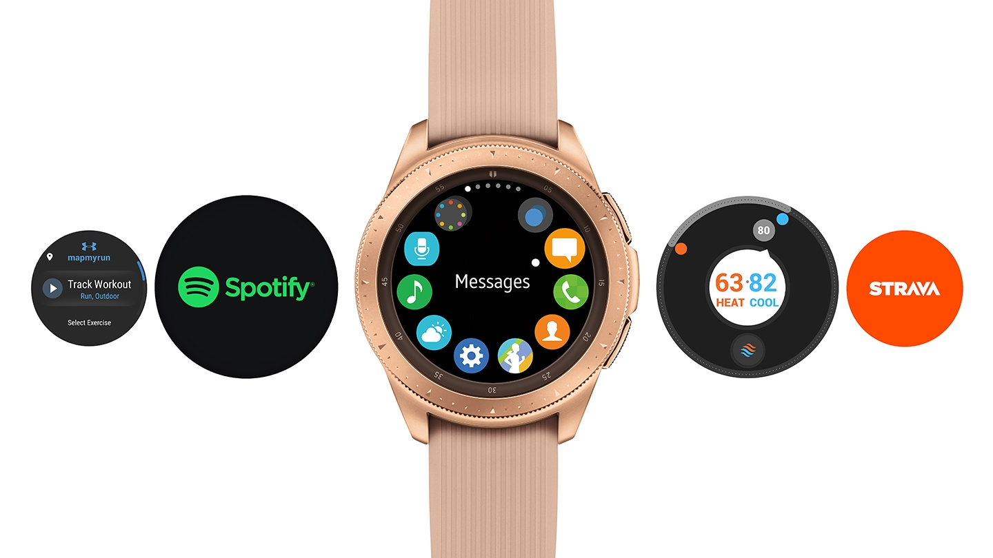 Samsung Galaxy Watch 3 Features