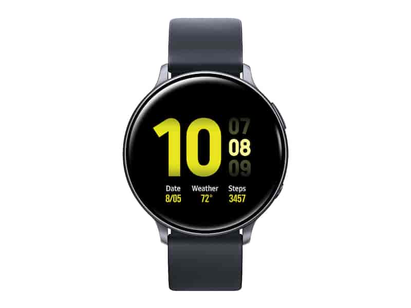 Galaxy Watch Active2 (44mm), Aqua Black (Bluetooth)