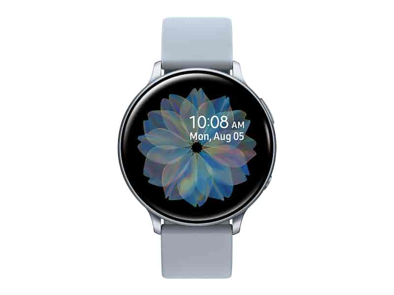 Galaxy Watch Active2 (44mm), Cloud Silver (Bluetooth)