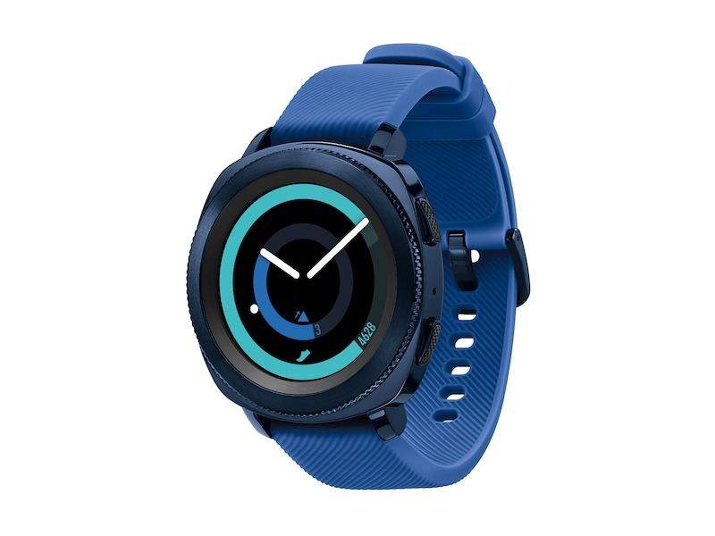 11e2f6e3d39 Gear Sport 42mm smartwatch (Bluetooth), Blue