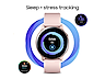 Thumbnail image of Galaxy Watch Active (40mm), Silver (Bluetooth)