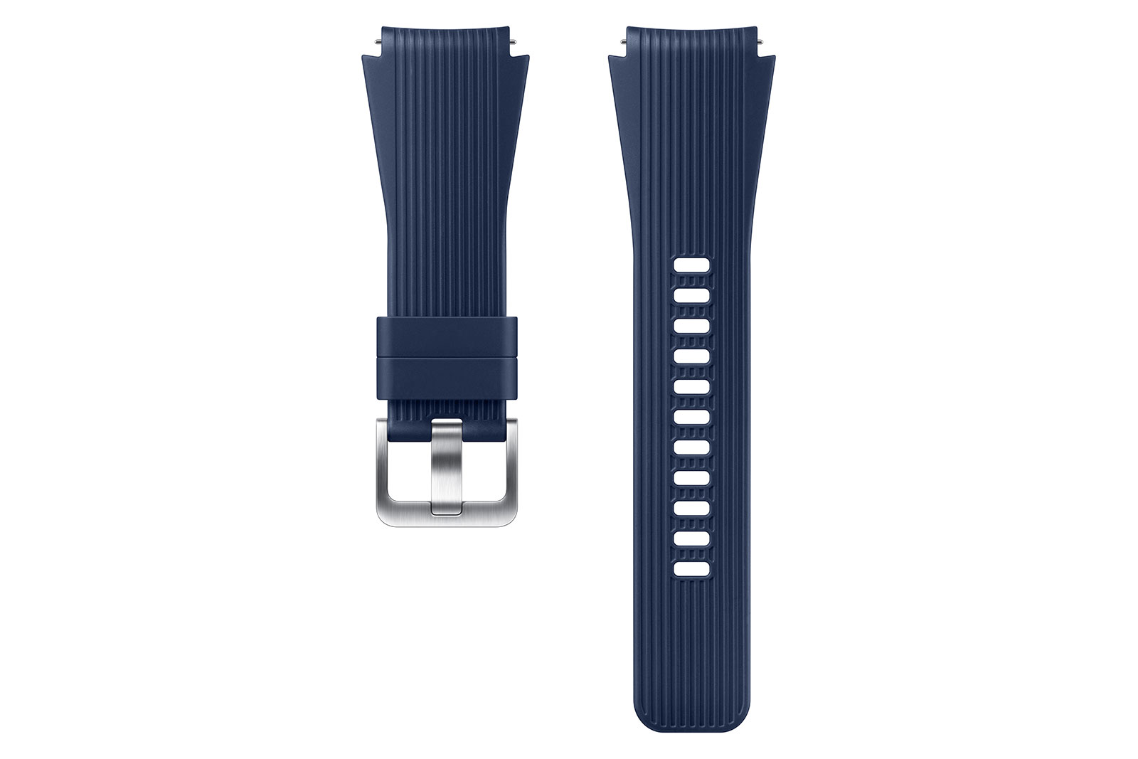 Silicone Band for Galaxy Watch 46mm, Blue