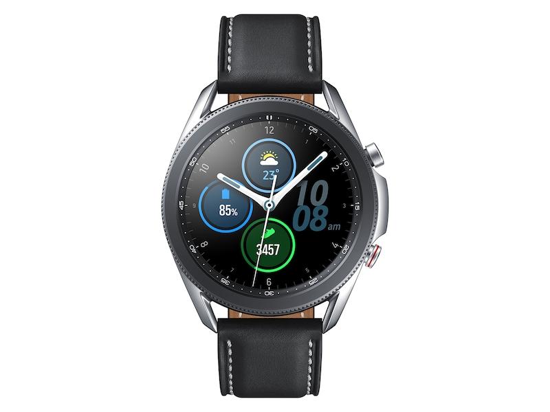 Galaxy Watch3 (45MM), Mystic Silver (LTE)