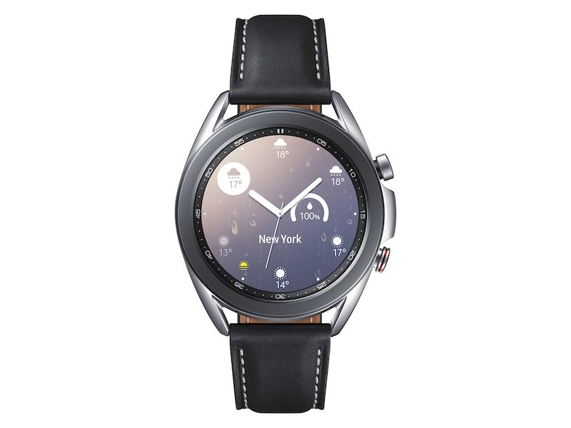 Galaxy Watch3 (41MM), Mystic Silver (LTE)