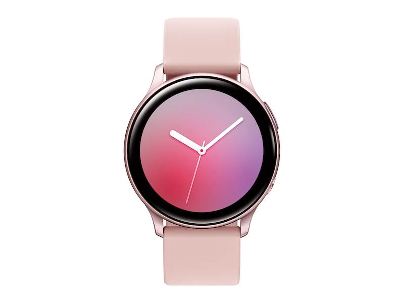 Galaxy Watch Active2 (40mm), Pink Gold (Bluetooth) Wearables - SM