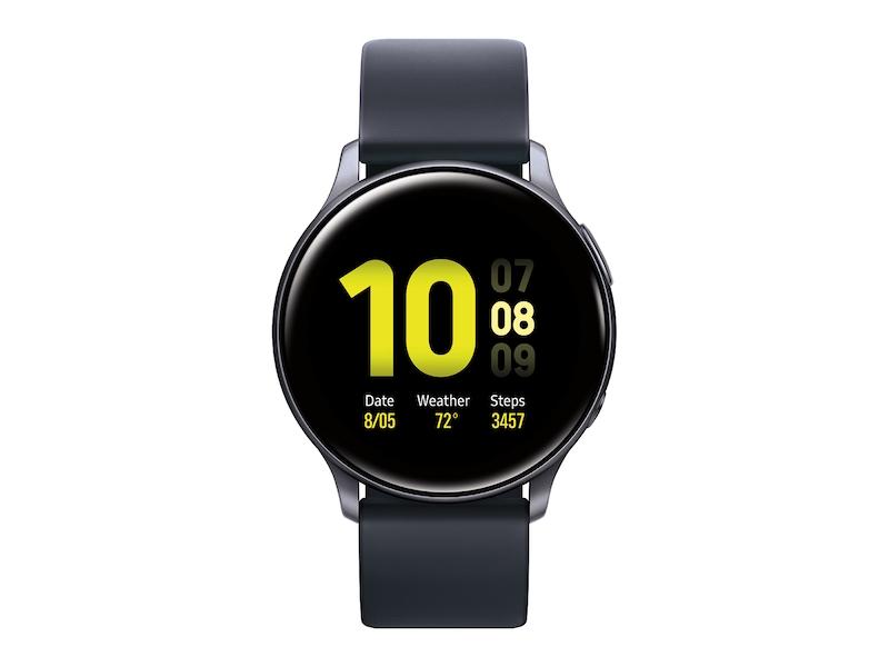 Galaxy Watch Active2 (40mm), Aqua Black (Bluetooth)