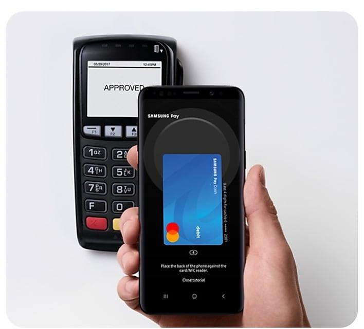 Samsung Pay Mobile Payment App Digital Wallet Samsung Us