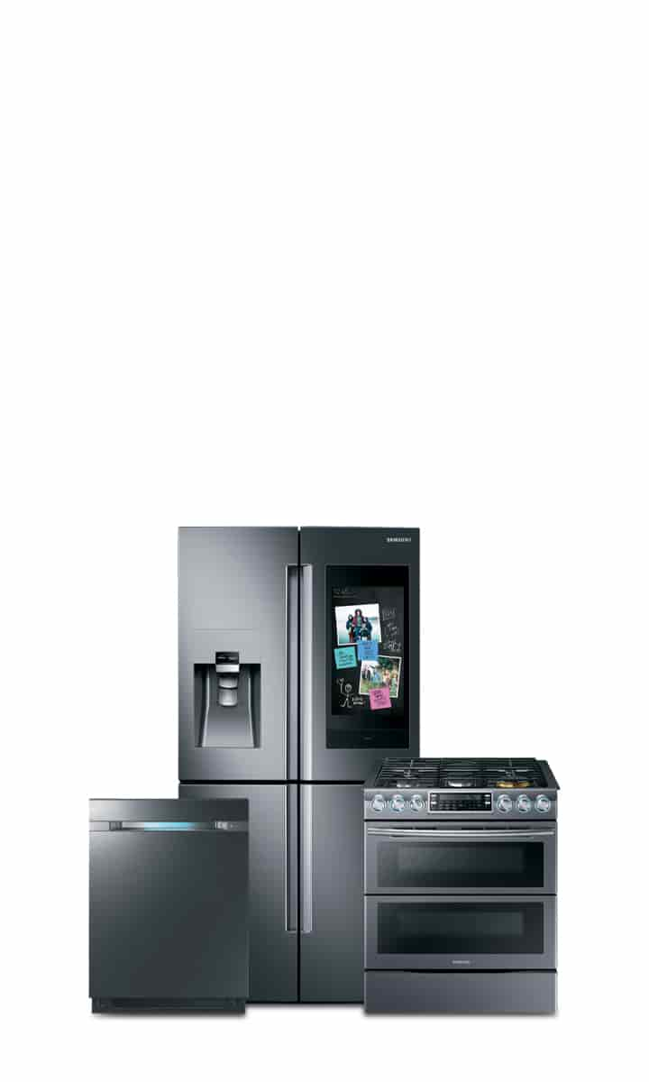 Get up to $300 off kitchen appliance packages.