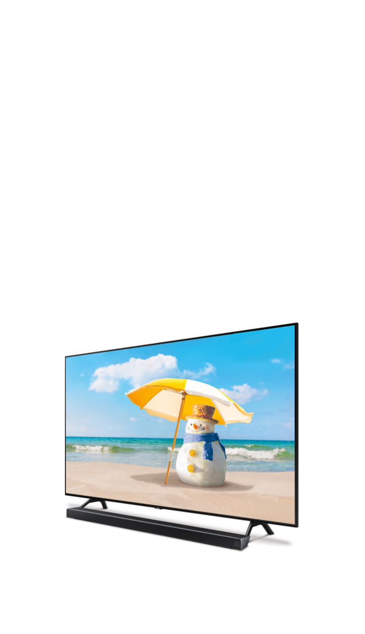Shop Black Friday in July prices on select QLED TVs, soundbars.