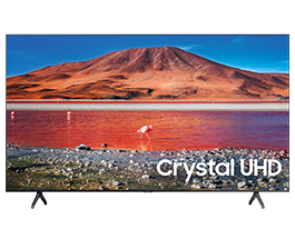2020 Crystal UHD TVs starting at $299.99