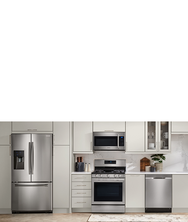Shop Kitchen Appliance Packages