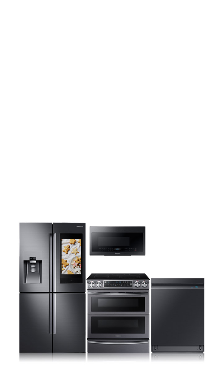 Up to 50% off and 24 month financing on select appliance packages.