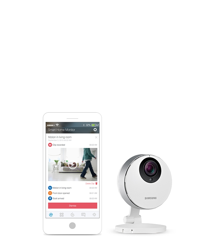 Samsung Security Systems Home Monitoring Samsung Us