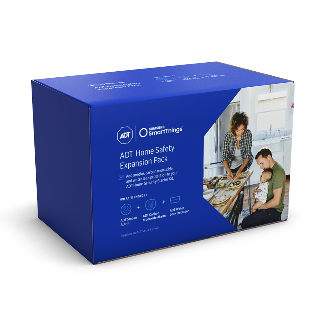 Samsung SmartThings ADT Home Safety Expansion Pack ...