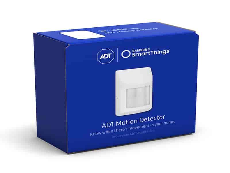 Samsung SmartThings ADT Motion Detector