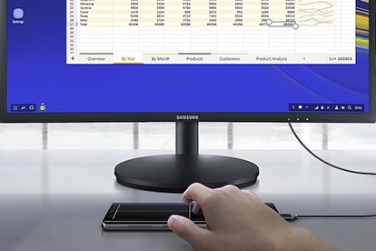 Simplify IT Management and Enforcement With Samsung DeX