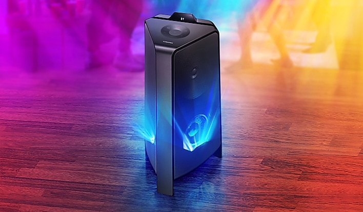 03 Feature 2019 Giga Audio MX T50 LED party lights MO