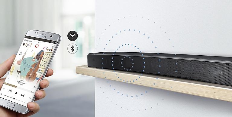 Sound Premium Soundbar Home Theater Hw Ms650 Za