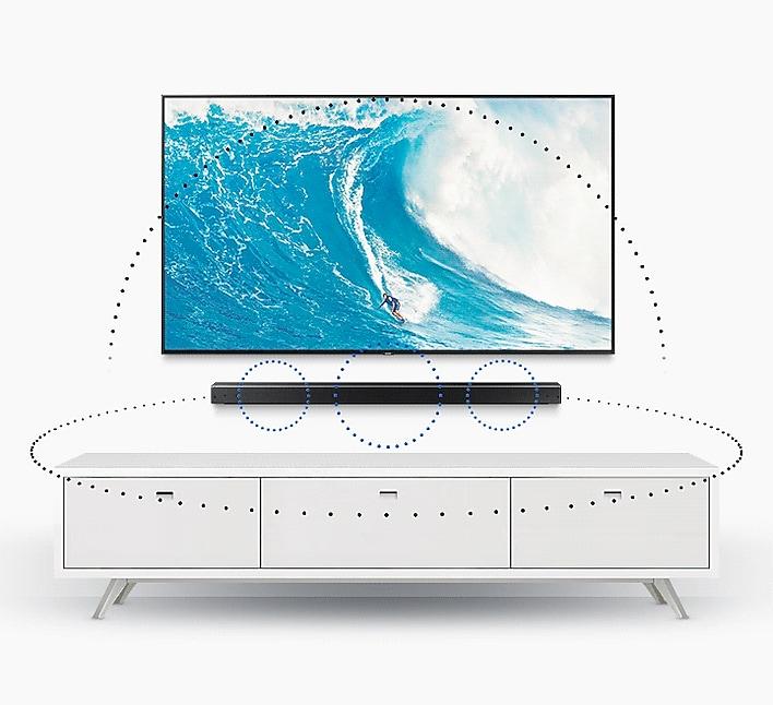 HW-N550 Soundbar