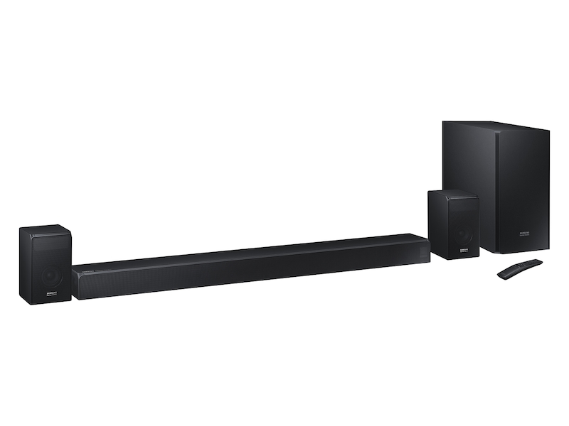 With Soundbar Hw-n950 Samsung kardon Dolby Harman Atmos Theater