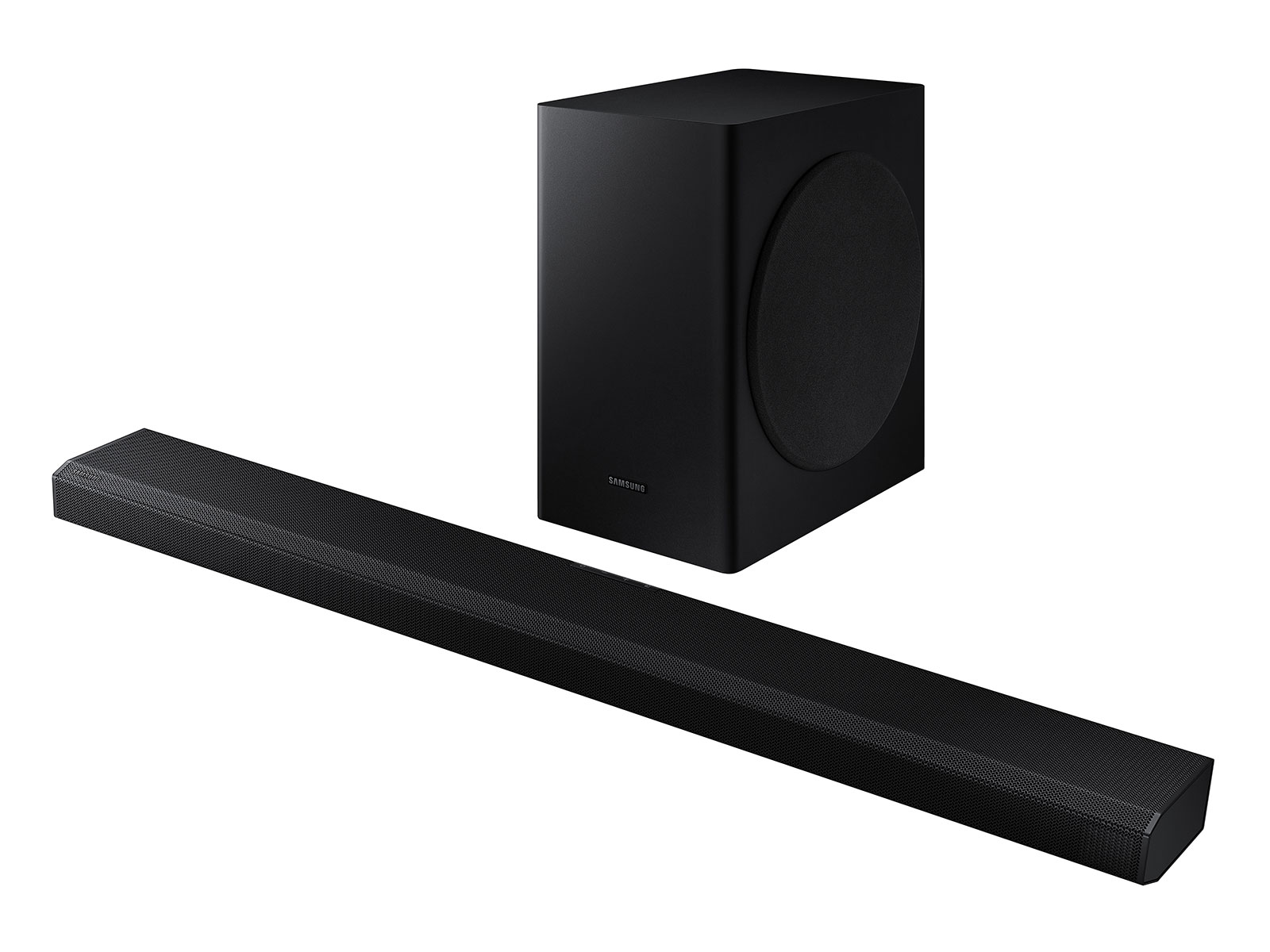 Samsung HW-Q70T 3.1.2 Channel Smart Soundbar with Dolby Atmos, DTS:X, Black
