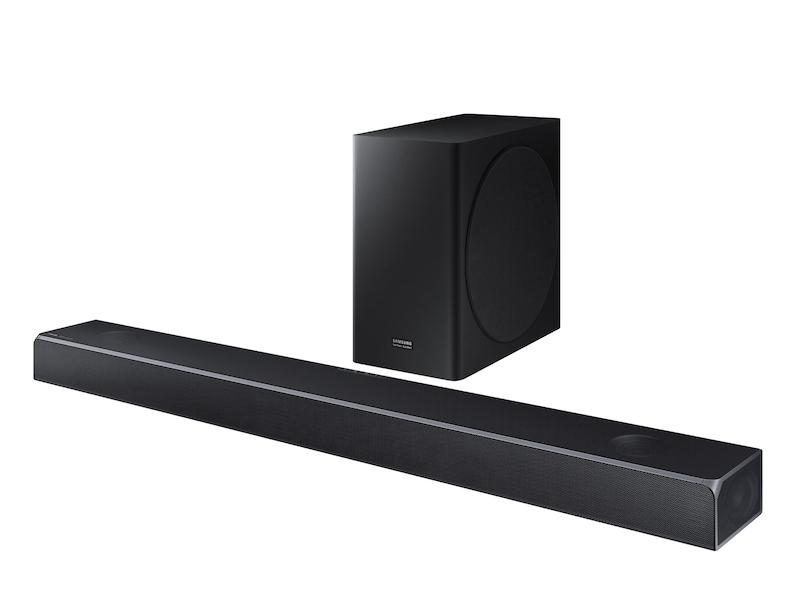 kardon Harman Samsung Soundbar 2ch 5 Dolby Hw-q80r 1 With Atmos