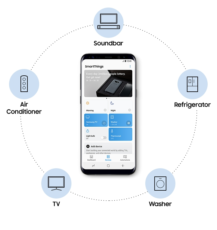 Listen smarter with SmartThings