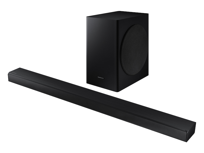 Hw T650 3 1ch Soundbar W 3d Surround Sound 2020 Samsung Us