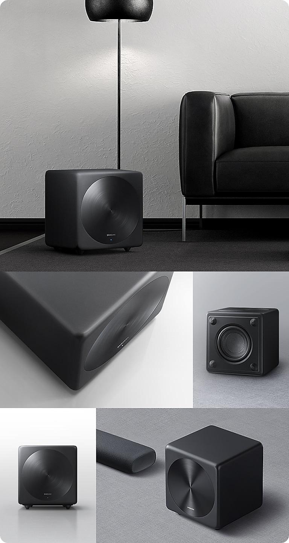 Sleek design
