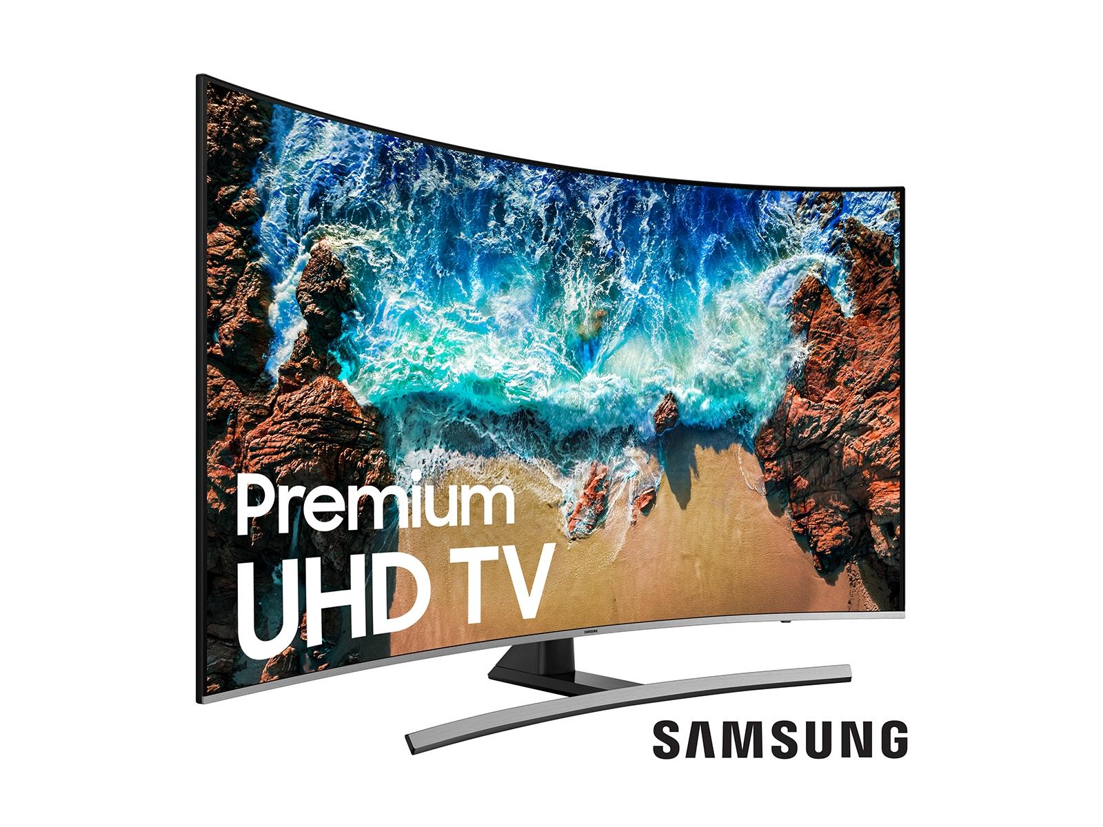 65 Class Nu8500 Premium Curved Smart 4k Uhd Tv Un65nu8500fxza