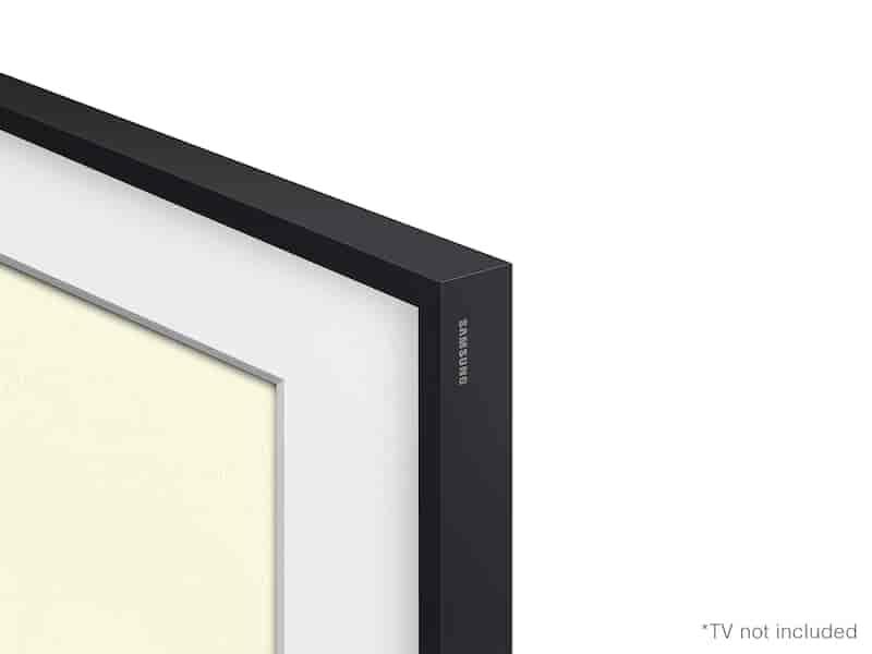 "(2020) 43"" The Frame Customizable Bezel - Black"